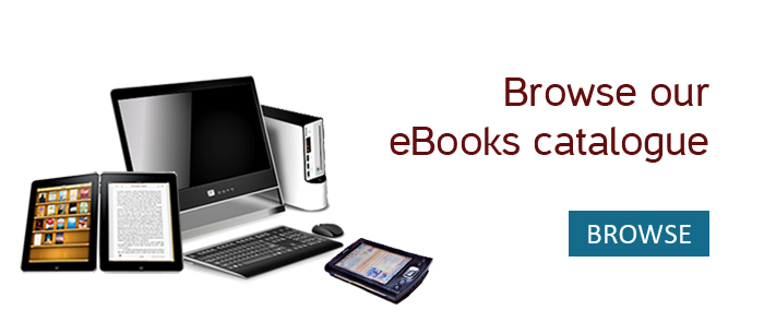 Browse our eBook store by clicking on browse