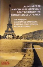 The Works of Manohar Rai Sardessai : A Meeting Point Between India and France